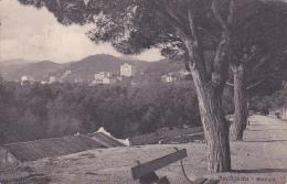 Italy 1912 Used Postcard  Bordighera Alberghi - Postcards