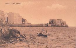 Italy Early Unused Postcard Apoli Castel Dell Óvo - Postcards