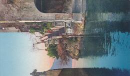 Italy Early Unused Postcard Lago Di Como Punta Balbianello - Postcards