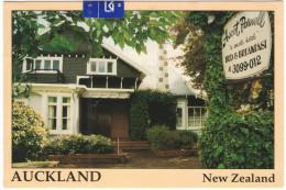 NUOVA ZELANDA - NEW ZEALAND - 1994 - Air Mail - One Dollar - Auckland Ascot Parnell, A Small Hotel - Viaggiata Da Nor... - Nuova Zelanda