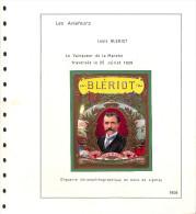 Collection Sur BLERIOT - Divers + Photographies - Voir Tous Les Scans