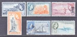 BARBADOS  235+     (o) - Barbados (...-1966)