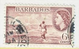 BARBADOS  240     (o) - Barbados (...-1966)