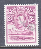 BASUTOLAND  21     (o) - Basutoland (1933-1966)