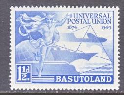BASUTOLAND  41     * - Basutoland (1933-1966)