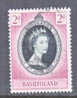 BASUTOLAND  45     * - Basutoland (1933-1966)