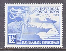 BECHUANALAND PROTECTORATE  149   * - Bechuanaland (...-1966)
