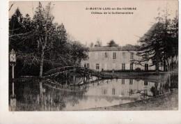 St Martin Lars En St Hermine Chateau De La Guittemandière - France