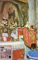 Lote PEP882, Colombia, Postal, Postcard, Tarjeta Maxima, Maximun Card, Santuario De Las Lajas, 909, Sanctuary, Church - Colombia