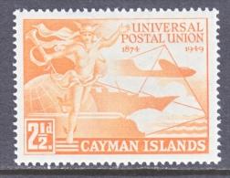 CAYMAN ISLANDS   118    * - Cayman Islands