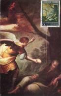 Lote PEP885, Colombia, Postal, Postcard, Tarjeta Maxima, Maximun Card, Pintura, Art, Eucharistic Congress - Colombia