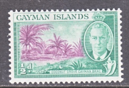 CAYMAN ISLANDS   123     *    COCO NUTS - Cayman Islands
