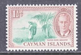CAYMAN ISLANDS   125  *    ROPE - Cayman Islands