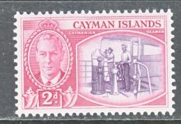 CAYMAN ISLANDS   126   * - Cayman Islands