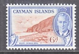 CAYMAN ISLANDS   129   * - Cayman Islands