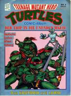 Comics  Teenage Mutant Hero Turtles Nr. 5  - Comic Album 1986  -  Condor Verlag - Livres, BD, Revues