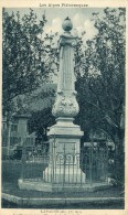CPA 05  LARAGNE MONUMENT AUX MORTS DE LA GRANDE GUERRE 1914 1918 - Andere Gemeenten