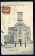 Cpa  Du 22 Bréhan Loudéac -- L' église       SEPT15 - Loudéac