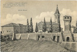 Bazzano, Bologna, 1958, Il Castello Medioevale Da Un Disegno Del Prof. Giuseppe Sartini. - Bologna