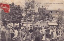 CPA - 27 - LE NEUBOURG - Marché Aux Volailles - Le Neubourg
