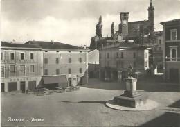 Bazzano, Bologna, 15.8.1958, Piazza. - Bologna