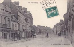 CPA - 27 - LE NEUBOURG - Rue De L'hôtel De Ville - Le Neubourg