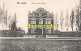 CPA BASECLES CHEMIN DE BLATON - Beloeil