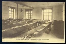 Cpa Du 22   Lannion  Institution Saint Joseph - Lannion -- Etude Sacré Coeur    --  SEPT14 - Lannion