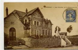 12 - GABRIAC - Les écoles Et Monument - Otros Municipios