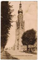 Hoogstraten, Toren Van Ste Katharinakerk, Hoogte 105m (pk21623) - Hoogstraten