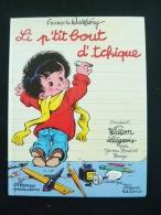 LI  P'TIT BOUT D'CHIQUE EO Marsu 1989 Le P'tit Bout D'chique En Wallon Liegeois Walthery TBE - Livres, BD, Revues
