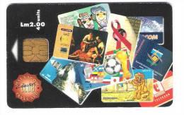 Malta - Malte - MAL-091 - Telecard Collectors Club - Malta