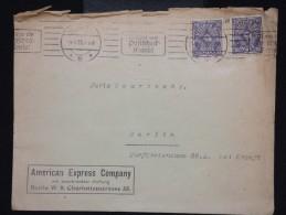 ALLEMAGNE - Enveloppe +contenu De Américan Express Company à Berlin En 1925 - à Voir - Lot P9288 - Deutschland
