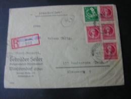 == Deutsche Post  Welda Landpost Wünshendorf ..191945 Zeulenroda - Sowjetische Zone (SBZ)