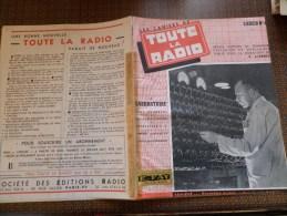 TOUTE LA RADIO Mesure Des Résistances Capacités Et Self-inductions - Giornali