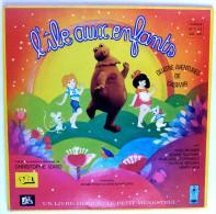 Disque Vinyle 33T 25 Cm CASIMIR L'ÎLE AUX ENFANTS TF1 (2) - ADES ALB 375 1975 ILLUSTRATIONS ANNE HOFER - Disques & CD