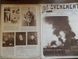 L´EVENEMENT ILLUSTRE 18 Décembre 1915 Ypres  La Campagne De Serbie Nombreuses Photos Guerre - Kranten