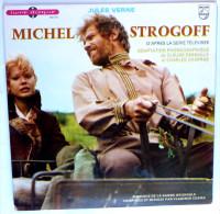 Disque Vinyle 33T 25 Cm Michel STROGOFF Jules Verne (1) - VLADIMIR COSMA PHILIPS 6461034 1975 - Disques & CD