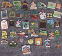 Lot 09/18 De 35 Pin's - Languedoc - Badges