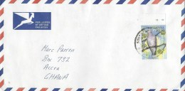 Botswana 2008 Molepolole Redeyed Dove Pigeon Cover - Botswana (1966-...)