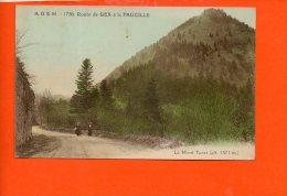01 GEX : Route De Gex à La Faucille - Gex