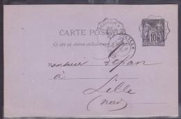 France - Oblitérations - Marcophilie (Lettres)