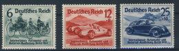 Deutsches Reich Michel No. 686 - 688  ** postfrisch