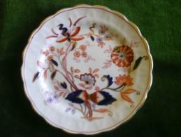 Antique Porcelain Teaplate Booths Fresian - Booths (GBR)