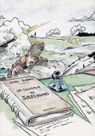 """CROIX ROUGE FRANCAISE """"UN SOUVENIR DE SOLFERINO"""" (DIL6) - Red Cross"""