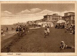 Lazio-roma-ladispoli-veduta Spiaggia Animatissima Anni/30 - Altre Città