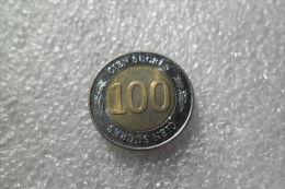 Ecuador 100 Sucres  1997  UNC - Equateur