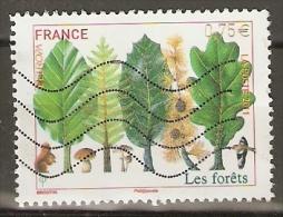 Francia 2011  Yvert 4551 USADO - Usati