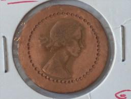 JETON CURIOSITE A IDENTIFIER - Pièces écrasées (Elongated Coins)