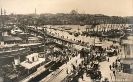 CONSTANTINOPLE - Le Nouveau Pont - Türkei